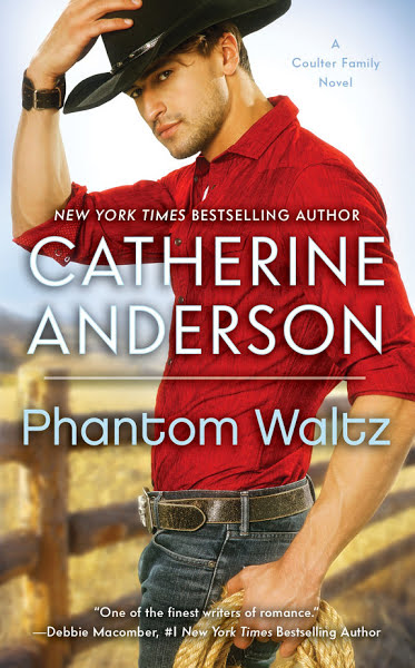 2018 Book Cover for Phantom Waltz by Catherine Anderson