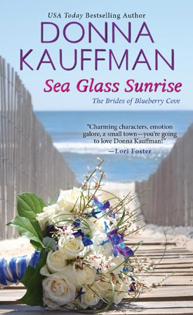 Sea Glass Sunrise by Donna Kauffman