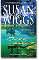 Susan Wiggs' A Summer At Willow Lake